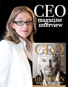 CEO Magazines exclusive interview with Louise Cordina
